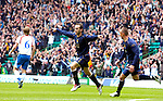 Pic Kenny Smith 02/09/2006.Scotland V Faroe Isles, European Championships 2008 qualifier Celtic park, Glasgow..McFadden celebrates his goal