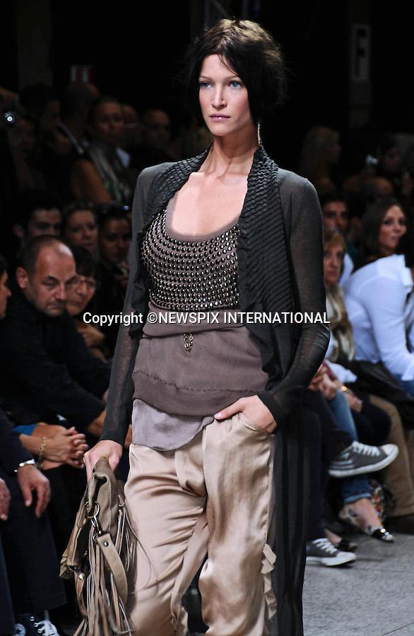 "MASSIMO REBECCHI.Spring/Summer 2010 Collection, Milan Fashion Week, Milano_28/09/2009.Mandatory Credit Photo: ©NEWSPIX INTERNATIONAL..**ALL FEES PAYABLE TO: ""NEWSPIX INTERNATIONAL""**..IMMEDIATE CONFIRMATION OF USAGE REQUIRED:.Newspix International, 31 Chinnery Hill, Bishop's Stortford, ENGLAND CM23 3PS.Tel:+441279 324672  ; Fax: +441279656877.Mobile:  07775681153.e-mail: info@newspixinternational.co.uk"