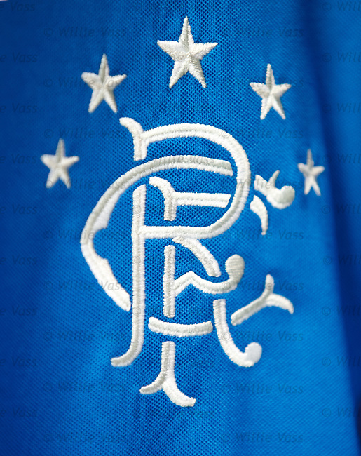 Rangers embroidered badge