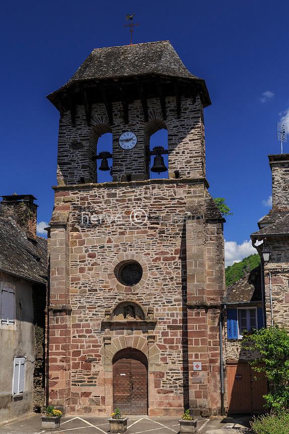 France, Corrèze (19), Voutezac, Le Saillant, chapelle du Saillant // France, Correze, Voutezac, Le Saillant, Saillant chapel
