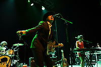 LONDON, ENGLAND - MAY 12: 'Peter Doherty and the Puta Madres' performing at The Forum on May 12, 2019 in London, England.<br /> CAP/MAR<br /> ©MAR/Capital Pictures