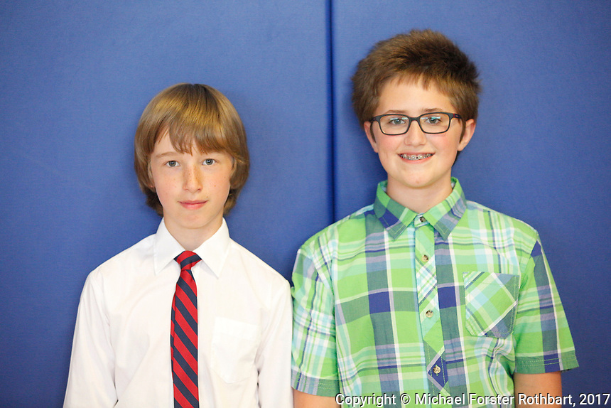 The Oneonta Greater Plains elementary school fifth grade awards ceremony, on June 21, 2017.<br /> &copy; Michael Forster Rothbart Photography<br /> www.mfrphoto.org &bull; 607-267-4893<br /> 34 Spruce St, Oneonta, NY 13820<br /> 86 Three Mile Pond Rd, Vassalboro, ME 04989<br /> info@mfrphoto.org<br /> Photo by: Michael Forster Rothbart<br /> Date:  6/21/2017<br /> File#:  Canon &mdash; Canon EOS 5D Mark III digital camera frame C19481