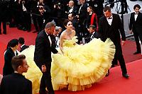 Araya Hargate<br /> 13-05-2018 Cannes <br /> 71ma edizione Festival del Cinema <br /> Foto Panoramic/Insidefoto