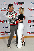 WESTWOOD, CA - OCTOBER 30: Dax Shepard, Kristen Bell, at Premiere Of STX Entertainment's 'A Bad Moms Christmas' At The Regency Village Theatre in Westwood, California on October 30, 2017. Credit: Faye Sadou/MediaPunch