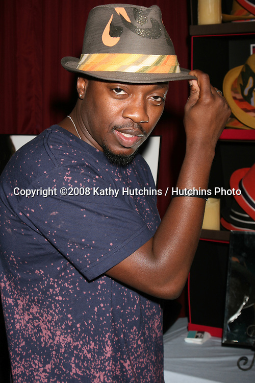Anthony Hamilton at the BET Awards GBK Gifting Lounge outside the Shrine Auditorium in Los Angeles, CA on.June 23, 2008.©2008 Kathy Hutchins / Hutchins Photo .