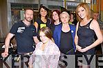 Alison o'Connor, Sean Taffe, martha Plechowska, Liz Carrol and Diane Horgan and Aisling Madigan