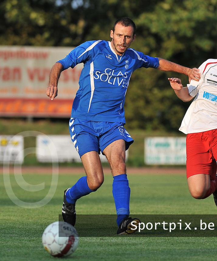 KSV Rumbeke : Christophe Douchez<br /> foto VDB / Bart Vandenbroucke