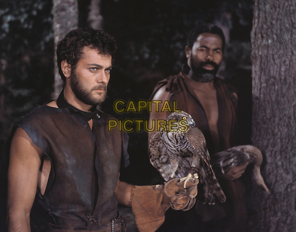 Tony Curtis.in The Vikings (1958) .*Filmstill - Editorial Use Only*.CAP/NFS.Supplied by Capital Pictures.