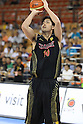 Kosuke Takeuchi (JPN), SEPTEMBER 17, 2011 - Basketball : 26th FIBA Asia Championship Preliminary round Group C match between Japan 77-55 Syria at Wuhan Sports Center in Wuhan, China. (Photo by Yoshio Kato/AFLO)