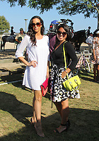 Elizabeth Kennedy and Yumi Matsuo attend The Hampton Classic 2014 on Aug. 27, 2014 (Photo by Taylor Donohue / Guest of a Guest)