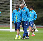 260814 Arsenal Training