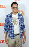 """Johnny Knoxville at the Los Angeles Premiere of """"Fun Size"""" held at Paramount Theater Los Angeles California October 25, 2012."""