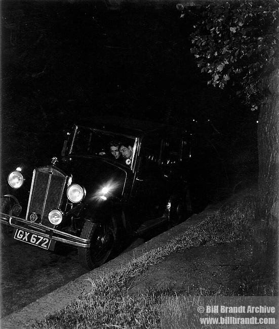 Lovers Lane, 1930s