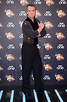 "Graeme Swann<br /> at the launch of ""Strictly Come Dancing"" 2018, BBC Broadcasting House, London<br /> <br /> ©Ash Knotek  D3426  27/08/2018"