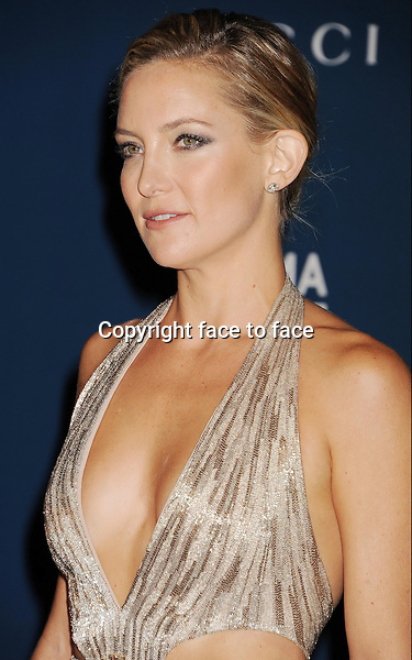 LOS ANGELES, CA- NOVEMBER 02: Actress Kate Hudson arrives at the LACMA 2013 Art + Film Gala at LACMA on November 2, 2013 in Los Angeles, California.<br />