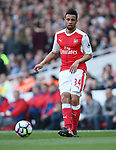 Arsenal's Francis Coquelin in action during the Premier League match at the Emirates Stadium, London. Picture date: May 7th, 2017. Pic credit should read: David Klein/Sportimage