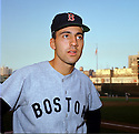 Boston Red Sox Rico Petrocelli (6) portrait from his 1970 season with the Boston Red Sox . Rico Petrocelli played for 13 years all with the Boston Red Sox and was a 2-time All-Star,