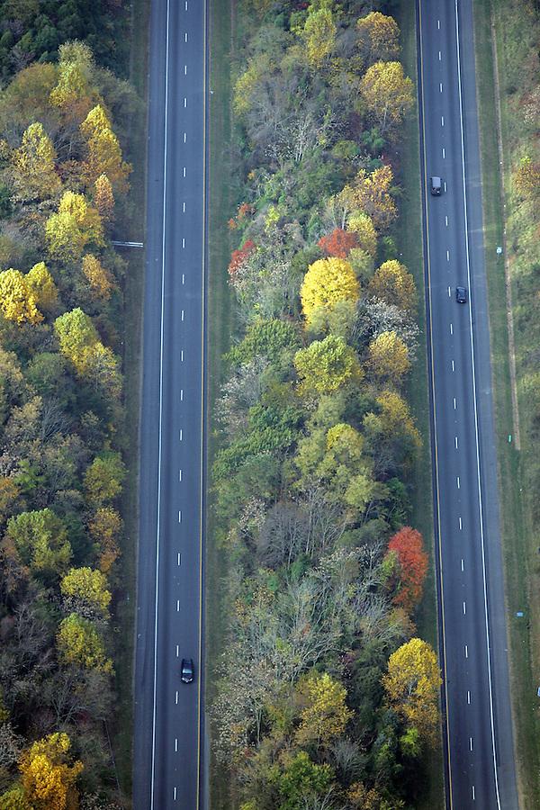 I-64. interstate, roads, traffic