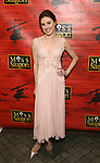 """Tiler Peck attends The Opening Night of the New Broadway Production of  """"Miss Saigon""""  at the Broadway Theatre on March 23, 2017 in New York City"""