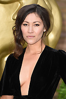 Eleanor Matsuura at the BAFTA Television Craft Awards 2017 held at The Brewery, London, UK. <br /> 23 April  2017<br /> Picture: Steve Vas/Featureflash/SilverHub 0208 004 5359 sales@silverhubmedia.com