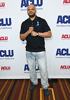 07 June 2019 - Hollywood, California - Kevin Richardson. ACLU 25th Annual Luncheon held at J.W. Marriott at LA Live. Photo Credit: Birdie Thompson/AdMedia