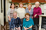 Members of the Derryquay ICA enjoying Womens Christmas in O&rsquo;Donnells Bar, Mounthawk on Sunday. Seated l to  r: Breda Browne and Mary Scanlon.<br /> Standing l to r: Margaret O&rsquo;Shea, Bridget Dineen, Imelda Moriarty and Celia Cooke.