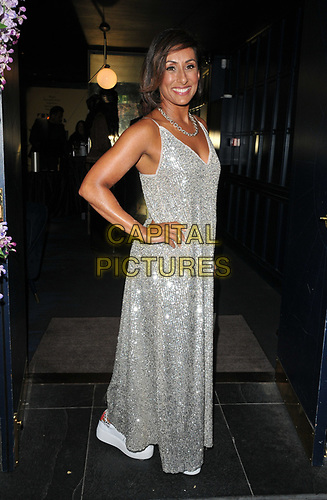 """Saira Khan at the """"The Thunder Girls"""" book launch party, The Court, Kingly Street, London, England, UK, on Tuesday 02nd July 2019.<br /> CAP/CAN<br /> ©CAN/Capital Pictures"""