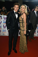 Oliver Cheshire, Pixie Lott<br /> The Pride Of Britain Awards at Grosvenor House, on October 30, 2017 in London, England. <br /> CAP/PL<br /> &copy;Phil Loftus/Capital Pictures /MediaPunch ***NORTH AND SOUTH AMERICAS ONLY***