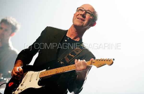 Flemish singer Raymond van het Groenewoud in concert with his 60th anniversary tour in Dilbeek (Belgium, 19/02/2010)