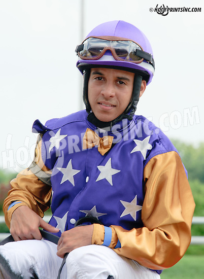 Fray Martinez at Delaware Park on 8/4/14