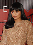 LOS ANGELES, CA - AUGUST 30: TV personality Kylie Jenner arrives at the 2015 MTV Video Music Awards at Microsoft Theater on August 30, 2015 in Los Angeles, California.