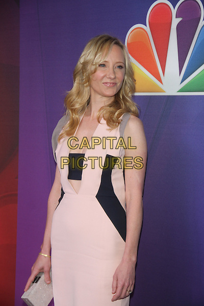 NEW YORK, NY - MAY 12: (L-R) Anne Heche attends the 2014 NBC Upfront Presentation at The Jacob K. Javits Convention Center on May 12, 2014 in New York City  <br /> <br /> <br /> CAP/MPI/RW<br /> &copy;RW/ MediaPunch/Capital Pictures