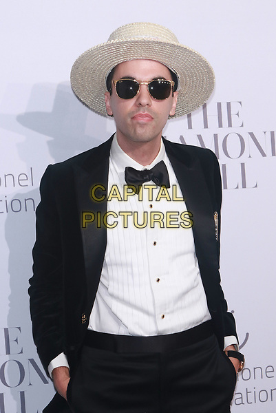 NEW YORK, NY - SEPTEMBER 14: DJ Cassidy at  Rihanna's 3rd Annual Diamond Ball at Cipriani Wall Street on September 14, 2017 in New York City. <br /> CAP/MPI99<br /> &copy;MPI99/Capital Pictures