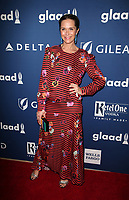 BEVERLY HILLS, CA - APRIL 12: Katie Aselton, At the 29th Annual GLAAD Media Awards at The Beverly Hilton Hotel on April 12, 2018 in Beverly Hills, California. <br /> CAP/MPI/FS<br /> &copy;FS/MPI/Capital Pictures