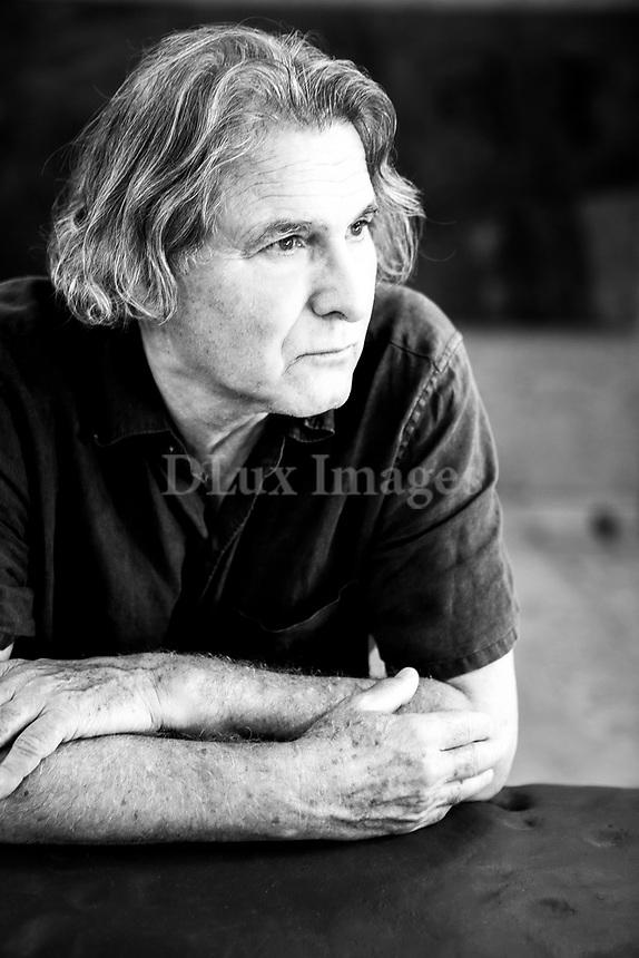 Ned Smyth portrait