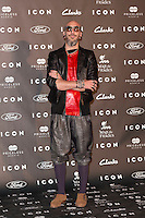 "Roberto Etxebarria attends the ""ICON Magazine AWARDS"" Photocall at Italian Consulate in Madrid, Spain. October 1, 2014. (ALTERPHOTOS/Carlos Dafonte) /nortephoto.com"