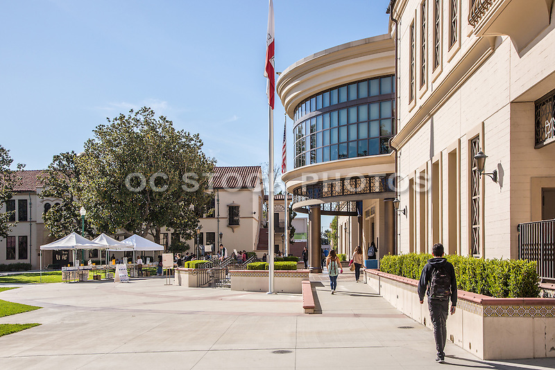 Fullerton College Library and Learning Center