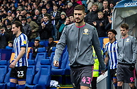 Leeds United's Mateusz Klich entering the pitch<br /> <br /> Photographer Andrew Kearns/CameraSport<br /> <br /> The EFL Sky Bet Championship - Sheffield Wednesday v Leeds United - Saturday 26th October 2019 - Hillsborough - Sheffield<br /> <br /> World Copyright © 2019 CameraSport. All rights reserved. 43 Linden Ave. Countesthorpe. Leicester. England. LE8 5PG - Tel: +44 (0) 116 277 4147 - admin@camerasport.com - www.camerasport.com
