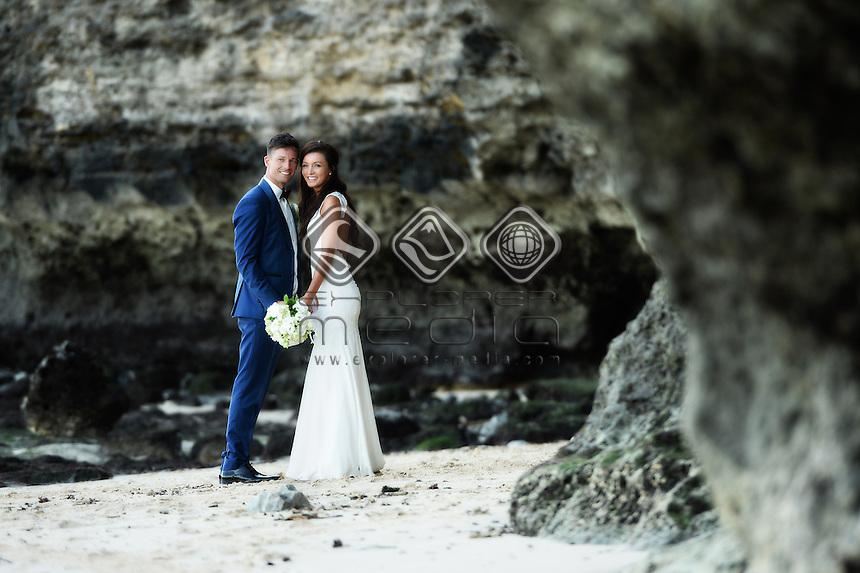 Kelly and Adam Bailey's wedding<br /> Semara Luxury Villa Resort<br /> Uluwatu Bali Indonesia<br /> Tuesday July 15th 2014<br /> &copy; Courtney &amp; Jeff Crow