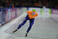 SCHAATSEN: HEERENVEEN: Thialf, World Cup, 03-12-11, 10.000m A, Douwe de Vries NED, ©foto: Martin de Jong