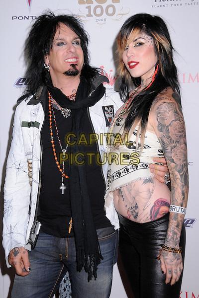 Apologise, but, Nikki sixx kat von d tattoo