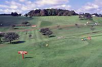 Lunenburg, NS, Nova Scotia, Canada - Bluenose Golf Course at Kaulbach Head - Ladies Tee at 13th Hole, South Shore Region