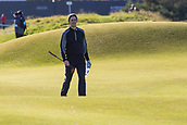 5th October 2017, The Old Course, St Andrews, Scotland; Alfred Dunhill Links Championship, first round; Matthew Goode on the fairway of the second