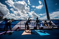 Team Philippines PHI<br /> Synchronised swimming, Synchro<br /> Day 000 12/07/2017 <br /> XVII FINA World Championships Aquatics<br /> City Park - Varosliget Lake<br /> Budapest Hungary July 14th - 30th 2017 <br /> Photo @A.Masini/Deepbluemedia/Insidefoto