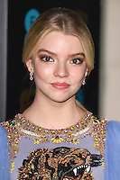 Anya Taylor-Joy at the 2017 EE British Academy Film Awards (BAFTA) After-Party held at the Grosvenor House Hotel, London, UK. <br /> 12 February  2017<br /> Picture: Steve Vas/Featureflash/SilverHub 0208 004 5359 sales@silverhubmedia.com