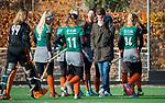 TILBURG  - hockey-   coach Mark Dekker (WereDi)   voor  de wedstrijd Were Di-MOP (1-1) in de promotieklasse hockey dames. COPYRIGHT KOEN SUYK