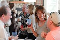 Melitta and Brande's June 14, 2014 Wedding Reception in Benicia, CA.
