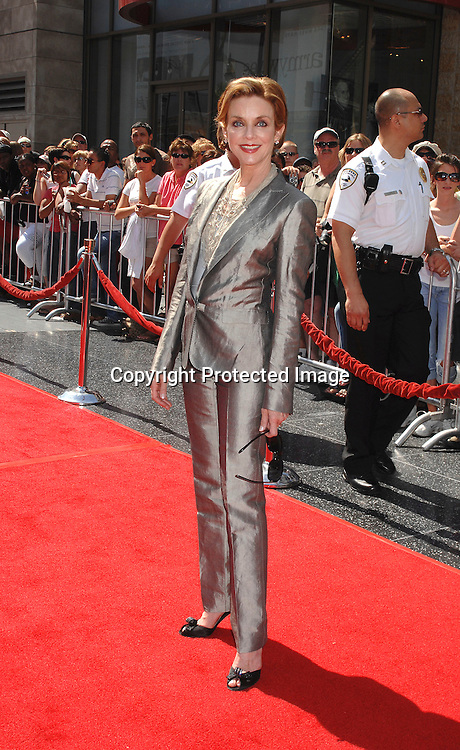 Judith Chapman..arriving at The 34th Annual Daytime Emmy Awards on ..June 15, 2007 at The Kodak Theatre in Hollywood, California. ..Robin Platzer, Twin Images......212-935-0770