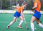 BLOEMENDAAL  - Hockey -  finale KNHB Gold Cup dames, Bloemendaal-HDM . Bloemendaal wint na shoot outs. Merel Aarts(Bldaal)  COPYRIGHT KOEN SUYK