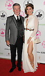 Alan Thicke and wife arriving at The 2016 Carousel Of Hope Ball held at the Beverly Hilton Hotel Beverly Hills California October 8, 2016.